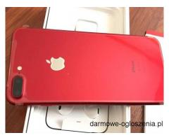 Apple iphone 7+ Red / S8+