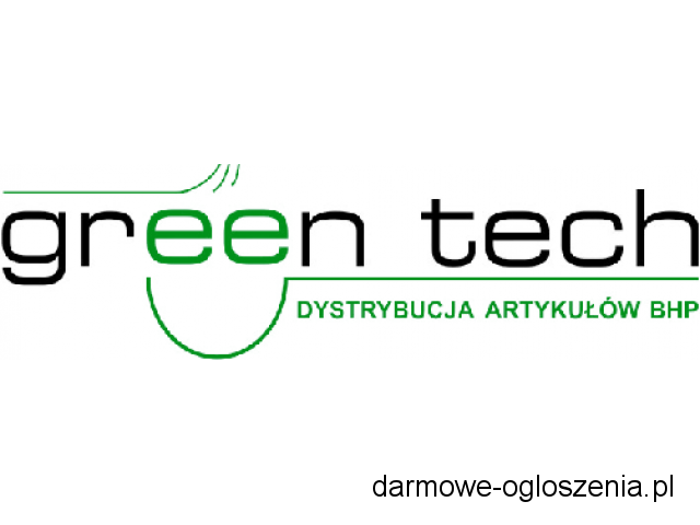 Green-Tech Hurtownia art.. BHP