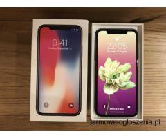 Apple iPhone x 64gb €350 iPhone x 256gb €380 iPhone 8 Plus €350