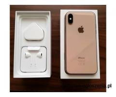 iPhone XS - 64GB - € 430 iPhone XS Max 64GB  €480 iPhone X 64GB € 390