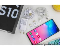 Samsung Galaxy S10 128GB = 500 EUR, Samsung Galaxy S10+ 128GB = 550 EUR , Whatsapp  : +27837724253